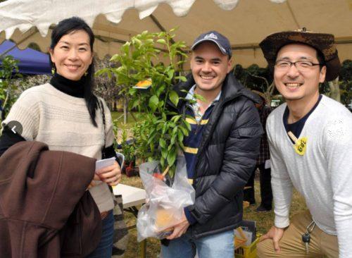 泉北レモンフェスタ2017 レモンの苗木