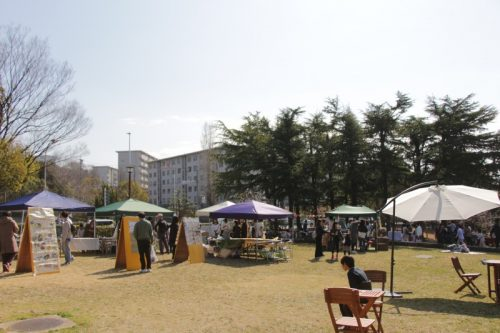 大蓮公園の素敵な空間です