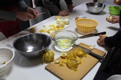 レモンマーマレードのレシピ