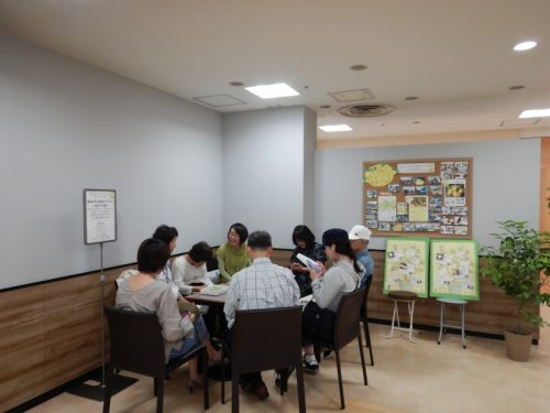 泉北レモンの街ストーリー®おしゃべり会vol.1