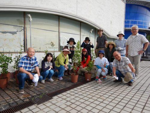 2019.5.29 泉北レモン鉢植え大作戦@泉ヶ丘