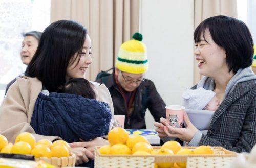 200125泉北レモン収穫祭@公社茶山台団地